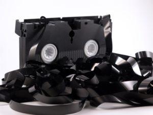 Videotape Repair