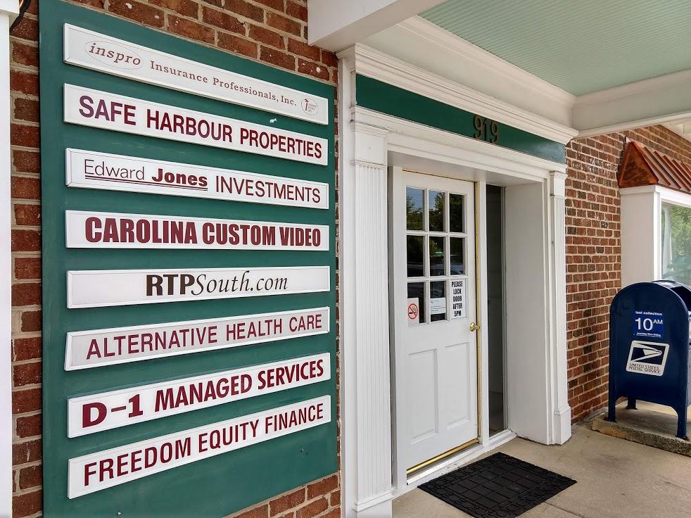 Carolina Custom Video Sign